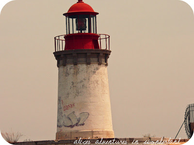 {Formentera - The lighthouse}