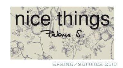 {Nice Spanish Things}