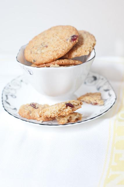 {In cucina: Cookies all'avena}