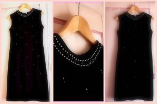 {The little black dress}