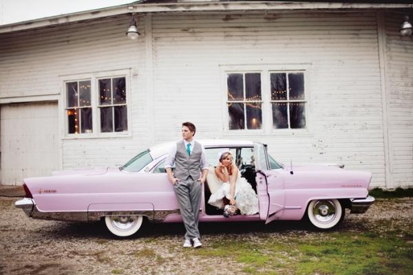 { Handcrafted Vintage Wedding }